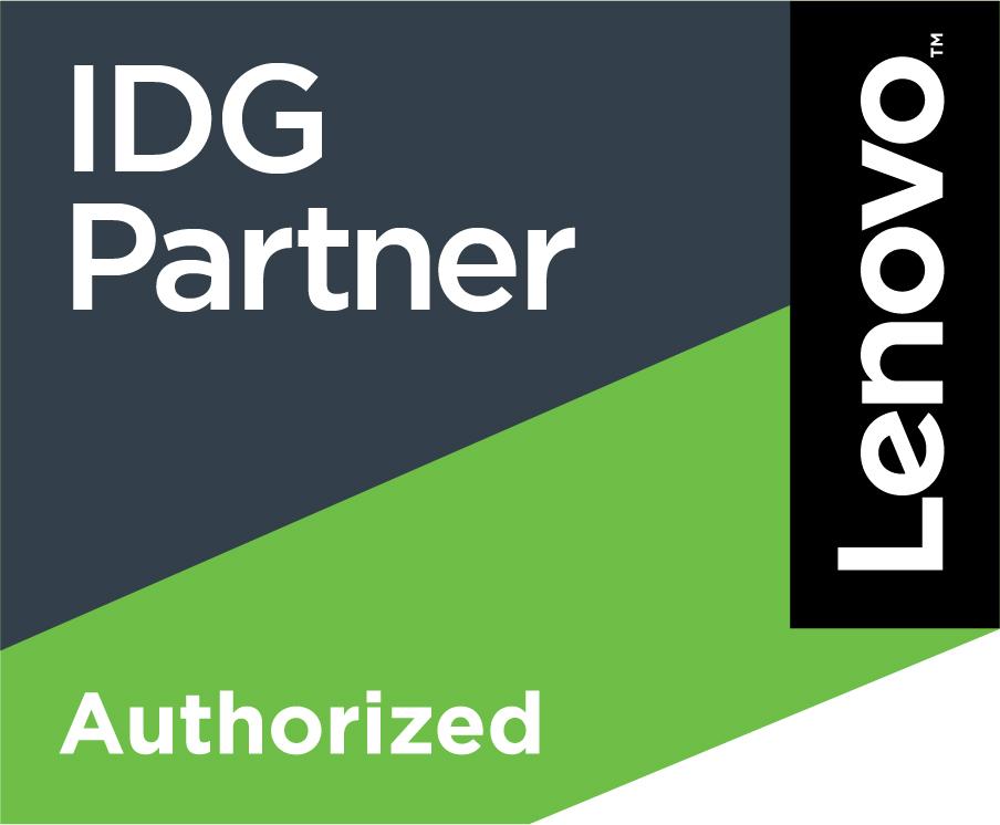 IDG Authorized Partner Logo (Partner)